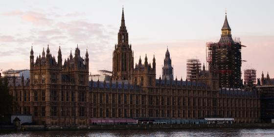 Das House of Parliament in London © picture alliance / NurPhoto, David Cliff